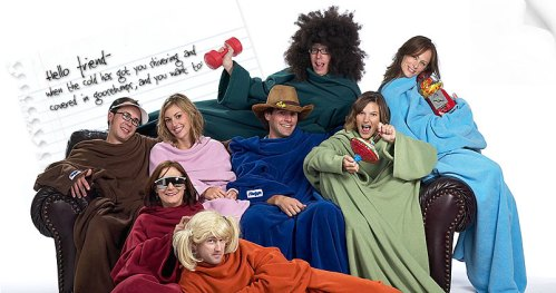 Now THAT's how you party Slanket style.