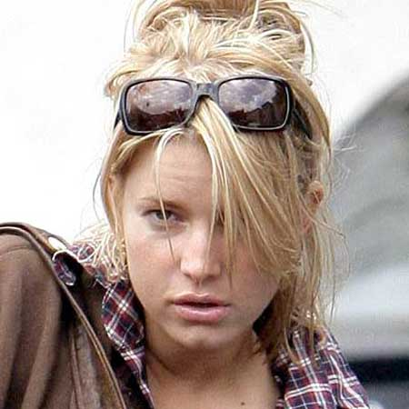 "jessica simpson no makeup photo shoot. Here's The Problem: Jessica Simpson posed ""without make-up"" on the recent"