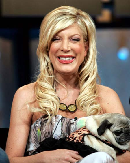 Here's the Problem: No, Tori Spelling isn't going to die (well, ...